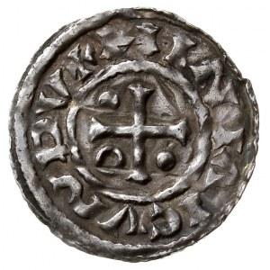Ratyzbona /Regensburg/, Henryk II 985-995, denar 985-99...