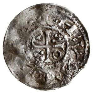 Ratyzbona /Regensburg/ (?), naśladownictwo denara bawar...