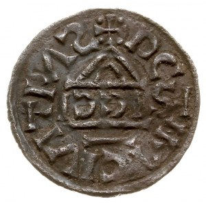 Ratyzbona /Regensburg/, Henryk II 1002-1024, denar 1002...