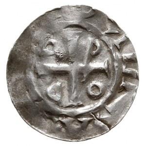 Saksonia /Sachsen/, Otto III 983-1002, denar po 893, Aw...