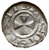 Saksonia /Sachsen/, anonimowi biskupi, zestaw 7 denarów...