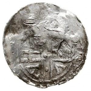 Naśladownictwo pensa anglosaksońskiego z pocz. XI w., A...