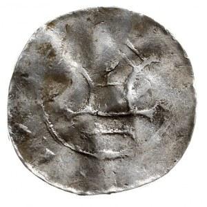Naśladownictwo denara OAP z czasów panowania Henryk II?...