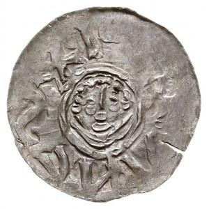 Bolesław III Krzywousty 1107-1138, denar śląski, men. W...