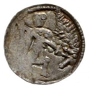Bolesław III Krzywousty 1107-1138, denar, Aw: Rycerz pr...