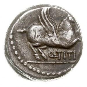 quinar (kwinar), Rzym, Aw: Popiersie Wiktorii w prawo, ...