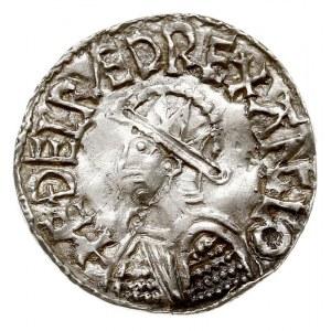 denar, typ Helmet, mennica York, mincerz Arnthor, AEDEL...