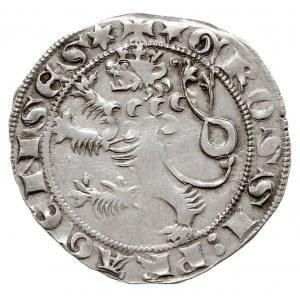 grosz praski, srebro 3.76 g