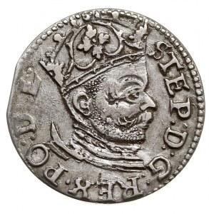 trojak 1585, Ryga, Iger R.85.1.k (R), Gerbaszewski 43, ...