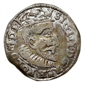 trojak 1594, Bydgoszcz, Iger B.94.1.b (R1), moneta wybi...