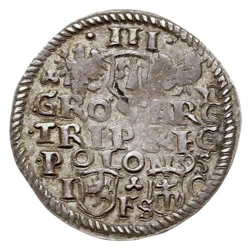 trojak 1595, Bydgoszcz, Iger B.95.8.b (R), patyna