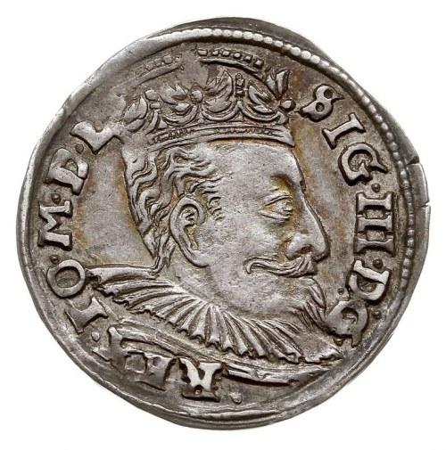 trojak 1596, Wilno, data pod Orłem i Pogonią, Iger V.96...