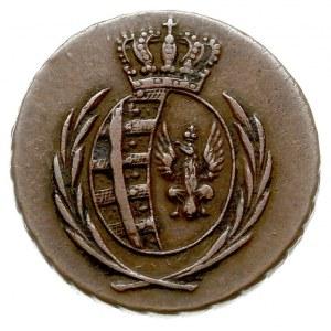 3 grosze 1811 IS, Warszawa, Plage 82, bardzo ładne, pat...