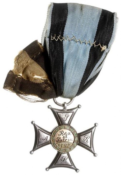 Królestwo Kongresowe 1815-1830, Srebrny Krzyż Virtuti M...