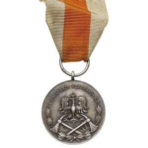Srebrny Medal za Zasługi dla Pożarnictwa, na stronie od...