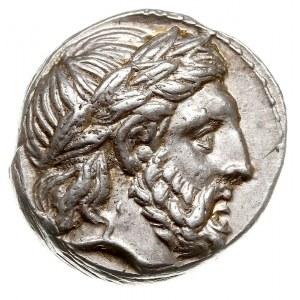 tetradrachma z imieniem Filipa II, ok. 316-314 pne, Amp...