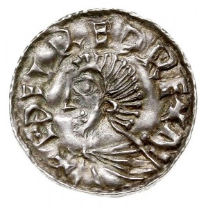 denar 997-1003, typ Long Cross, mennica Stamford, mince...