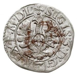 półtorak 1614, Kraków, na awersie Orzeł, poniżej cyfta ...