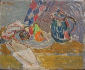 Maurice Blond (1899-1974), Martwa natura z dzbankiem