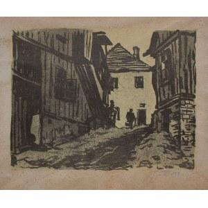 Józef Tom (1886-1962), Uliczka