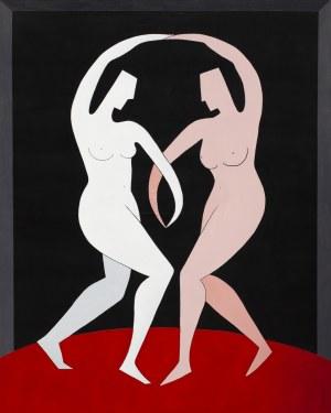 Małgorzata Rusiecka, Taniec nocy z brzaskiem, 2019