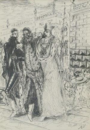 Antoni UNIECHOWSKI (1903-1976), Ilustracja do
