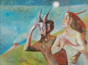 Iwan KULIK (ur. 1959), Ilustracja do Mistrza i Małgorzaty