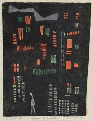 Stefania DRETLER-FLIN (1909-1994), Samotność