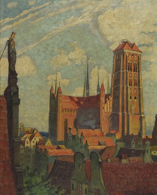 P. TACHERZACZEK, Kościół Mariacki w Gdańsku