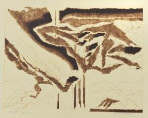 Edmund  PIOTROWICZ (1915-1991), Złota jesień