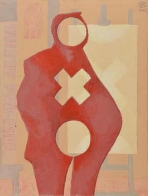 Tomasz KAZIKOWSKI (ur. 1952), Pan wykłada, 1992