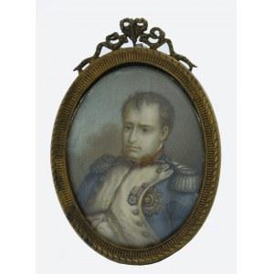 Miniatura Napoleon Bonaparte