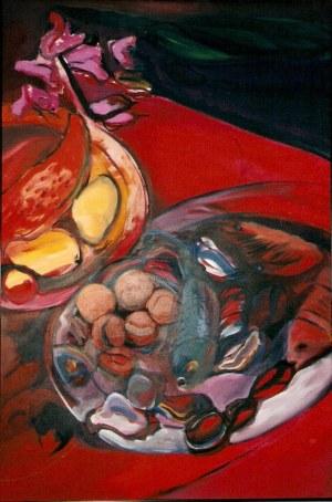 Małgorzata Adamczak, Still life IV, 2002