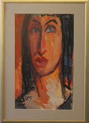 Wiesław Sykuła, Portret kobiety, 2004r.