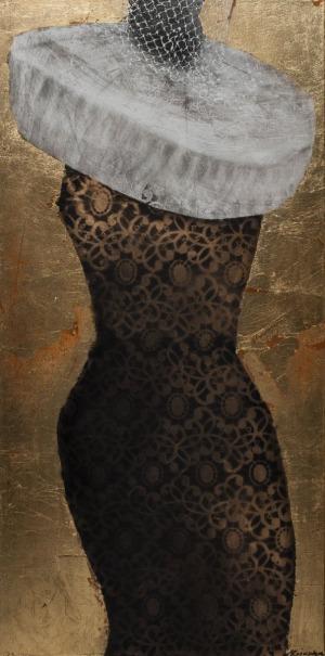 Agata Rościecha (1968), z cyklu Muzy operowe (2016)