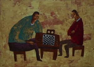 Rafał Bojdys (1967), Przysnęło nam się przy szachach (2016)