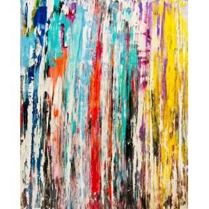 Gossia ZIELASKOWSKA, Color Mirage, 2019 r.