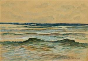 Mieczysław Filipkiewicz (1891 Kraków -1951), Morze
