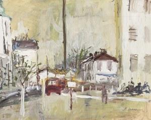 Magdalena Spasowicz (ur. 1927 r.), Pejzaż miejski