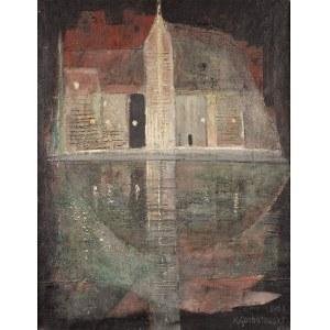 Konstanty Gorbatowski (1914 Wilno –1984 Gdańsk), Bez tytułu, 1963 r.