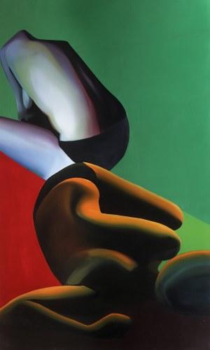 Zofia Błażko (ur. 1986), Zielony, 2011 r.
