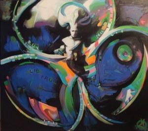 Piotr Gola, Inside the toxic wheel, 2016
