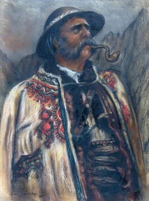 Stanisław Górski (1887 Kościan - 1955 Kraków), Portrte górala