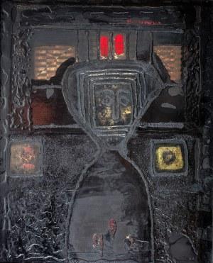 Henryk Musiałowicz (1914 Gniezno – 2015 Warszawa) - Oczekiwanie