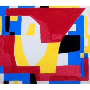 Józef Jarema (1900 Stary Sambor - 1974 Monachium) - Bez tytułu, 1955