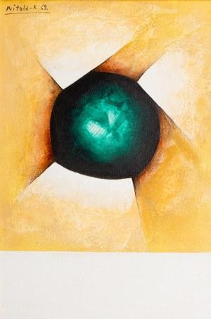 Witold Kaczanowski / Witold - K (ur. 1932, Warszawa) - Bez tytułu, 1969