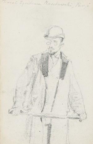 Józef MEHOFFER (1869-1946), Portret Karola Maszkowskiego
