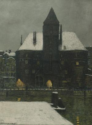 Arthur BENDRAT (1872-1914), Gdańsk