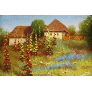 Borys PETRYŃSKI (XIX/XX w.), Malwy
