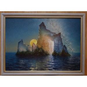 Rużyk Marek, Tajemnica kryształowej wyspy